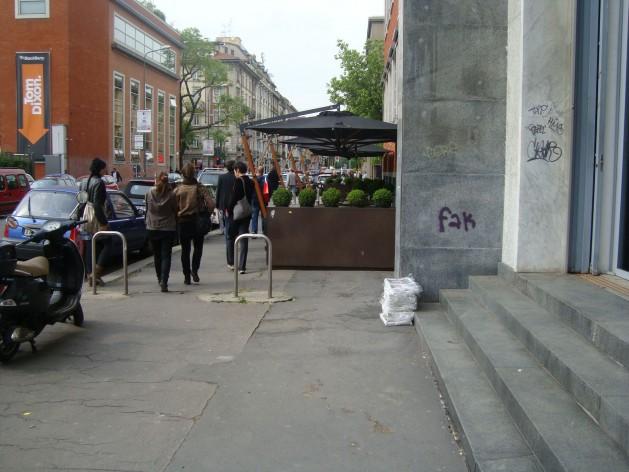 Torino, Holz/Alu-Ampelschirm