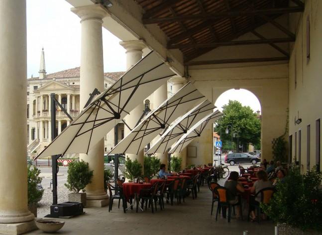 Galileo, starker Alu-Ampel-Schirm