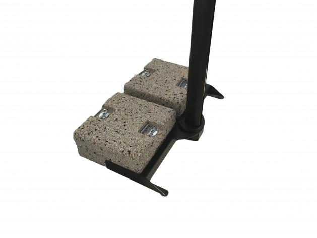 Astro Ampelschirm mit Gasdruckfeder