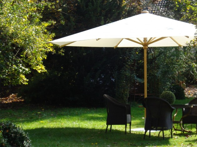 Esche-Schirm di creco, made in Schwaben