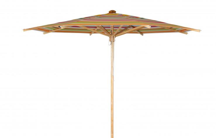 Sondermodell Holzschirm ombrello 3m, made in Schwaben