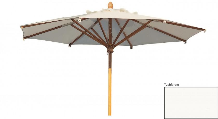 Palladio, klassischer italienischer Marktschirm aus Holz