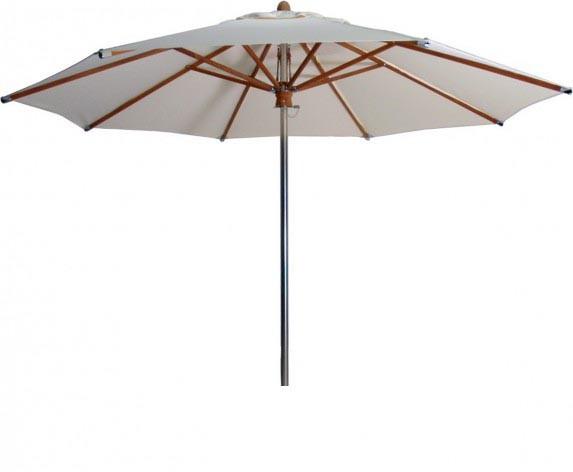 Teak-Schirm Bangkok 3,5m