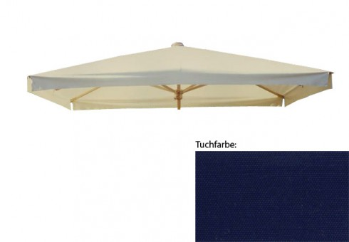 Ersatz-Schirmtuch für Esche Schirme di creco