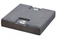 Beschwerungsplatte 60kg für Scolaro Ampelschirme