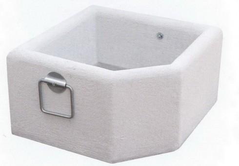 Beschwerungs-Trog 80kg aus Beton für Scolaro Ampelschirme,