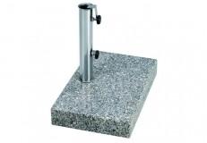 Granitständer 25 kg für den Balkon, grau