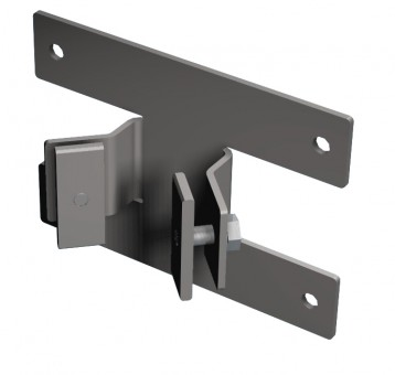 Spezial-Wandhalterung Stahl verzinkt,für Ampelschirm Z Multipole