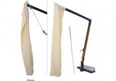 Schutzhülle für Scolaro Ampelschirme